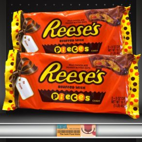 1 LB Reese's Stuffed with Pieces
