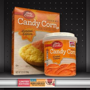 Betty Crocker Candy Corn Cookie Mix and Frosting