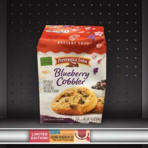Pepperidge Farm Blueberry Cobbler Cookies
