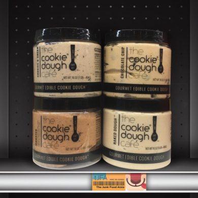 The Cookie Dough Café Gourmet Edible Cookie Dough
