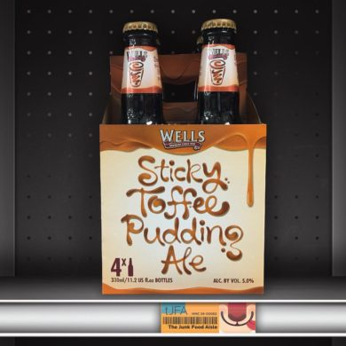 Wells Sticky Toffee Pudding Ale