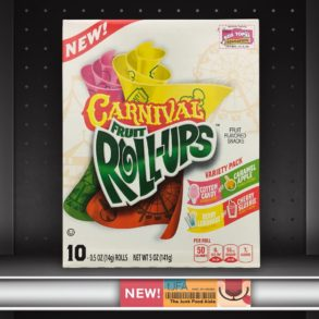 Carnival Fruit Roll-Ups