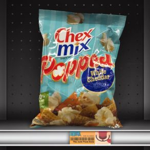 Chex Mix White Cheddar Popped Snack Mix