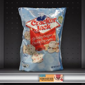 Cracker Jack Holiday Sugar Cookie Popcorn