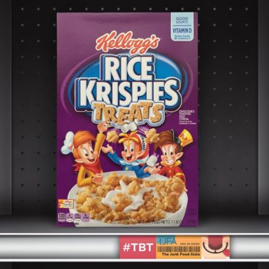 Kellogg's Rice Krispies Treats Cereal