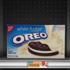White Fudge Covered Oreo