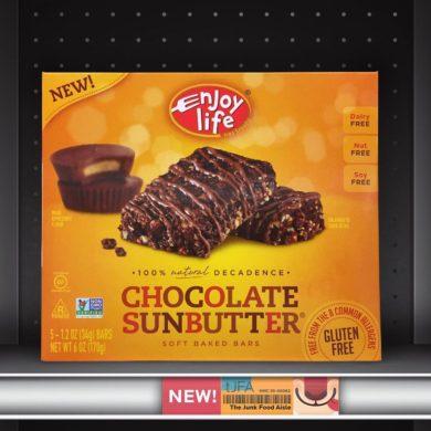 Enjoy Life Chocolate Sunbutter Soft Baked Bars