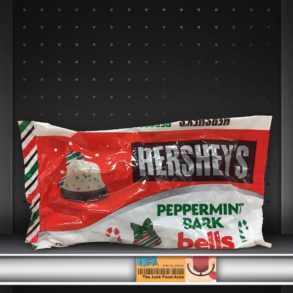 Hershey's Peppermint Bark Bells