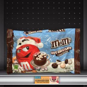 Hot Chocolate M&M's