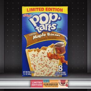 Kellogg's Frosted Maple Bacon Pop-Tarts