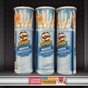 White Chocolate Pringles