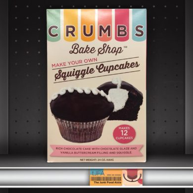 Crumbs Bake Shop Squiggle Cupcakes