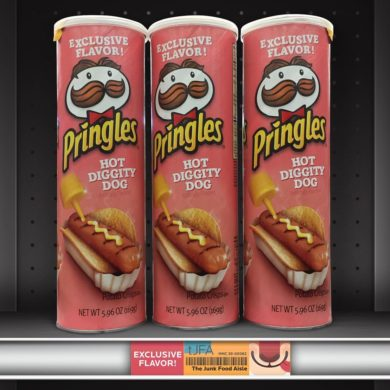 Hot Diggity Dog Pringles