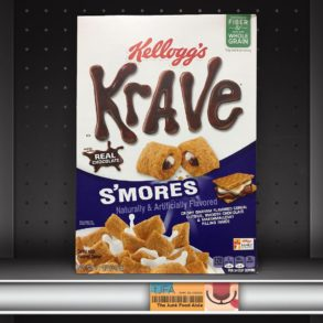 Kellogg's Krave S'mores Cereal
