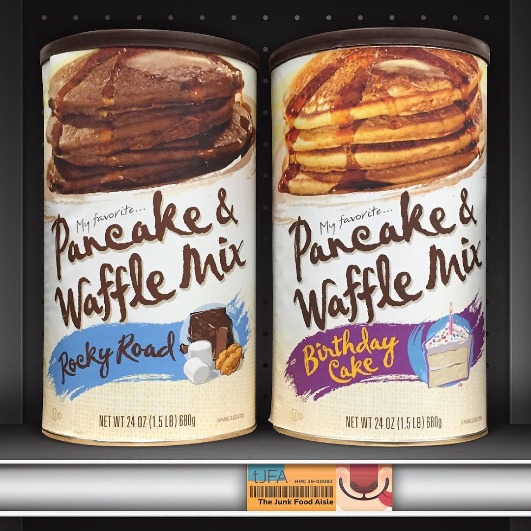 Image Result For World Market Birthday Cake Pancake Mix