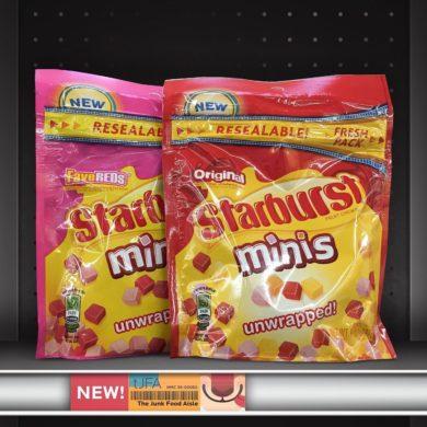 Starburst Minis Unwrapped