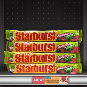 Sweets and Sours Starburst