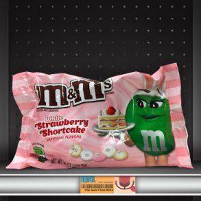 White Strawberry Shortcake M&M's