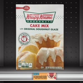 Betty Crocker Krispy Kreme Doughnuts Cake Mix