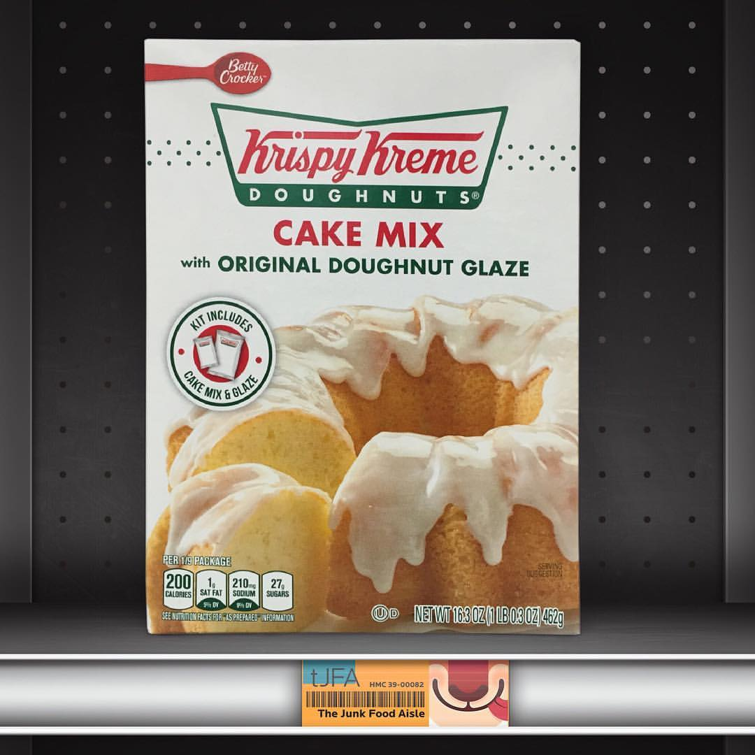 Betty Crocker Krispy Kreme Cake Mix Amazon