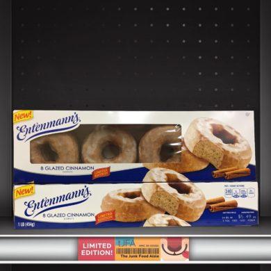 Entenmann's Glazed Cinnamon Donuts