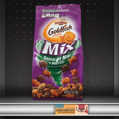 Goldfish Mix Chocolate Mint + Pretzel