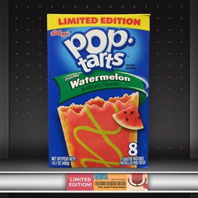Kellogg's Frosted Watermelon Pop-Tarts