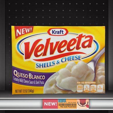 Kraft Velveeta Shells & Cheese Queso Blanco