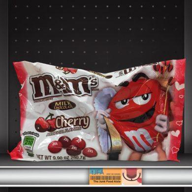 Milk Chocolate Cherry M&M's