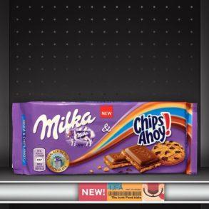 Milka & Chips Ahoy Chocolate Bar