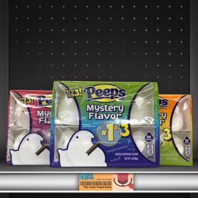 Mystery Flavor Peeps 2016