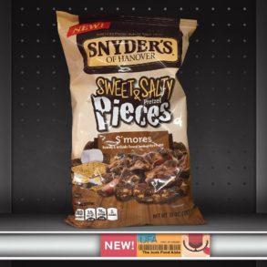 Snyder's of Hanover Sweet & Salty S'mores Pretzel Pieces