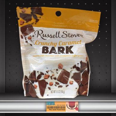 Russell Stover Crunchy Caramel Bark