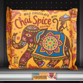 World Market Chai Spice Milk Chocolate Bar