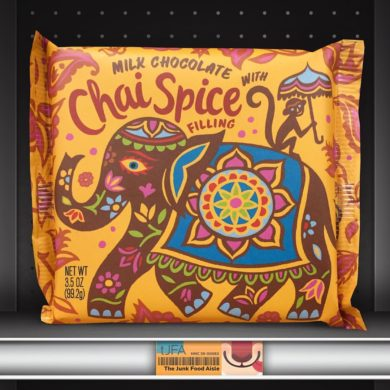 World Market Chai Spice Milk Chocolate Bar