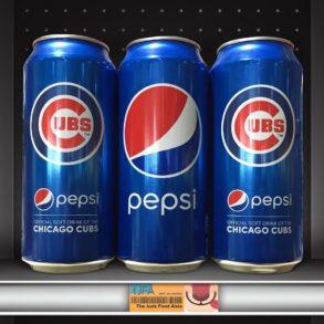 Chicago Cubs Pepsi