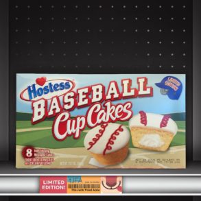 Hostess Baseball Cup Cakes