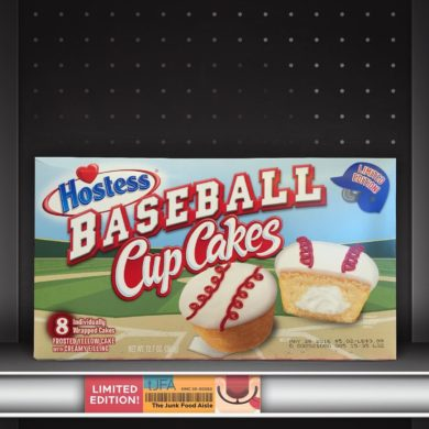 Hostess Baseball Cup Cakes