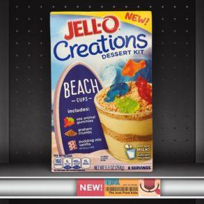 Jell-O Creations Beach Dessert Kit
