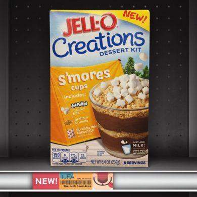 Jell-O Creations S'Mores Dessert Kit