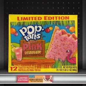 Pink Lemonade Pop-Tarts