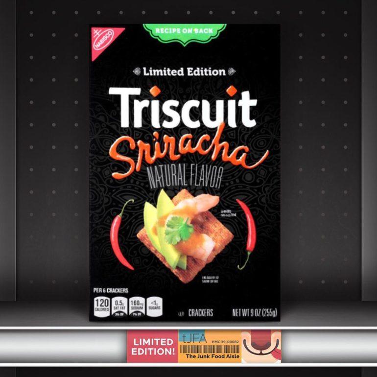 Sriracha Triscuit