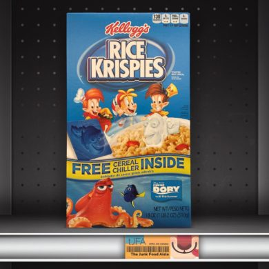 Kellogg's Finding Dory Rice Krispies Cereal