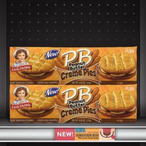 Little Debbie Peanut Butter Creme Pies