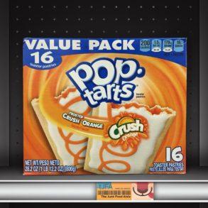Orange Crush Pop-Tarts