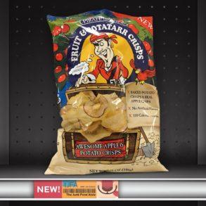 Pirate Brands Fruit & Potatarr Crisps: Awesome Apple