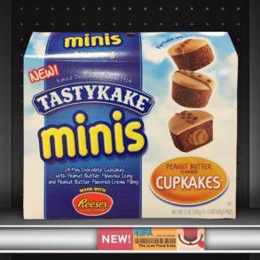 Tastykake Minis Reese's Peanut Butter Cupkakes