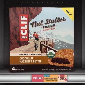 Clif Bar Nut Butter Filled Chocolate Hazelnut Butter Energy Bar