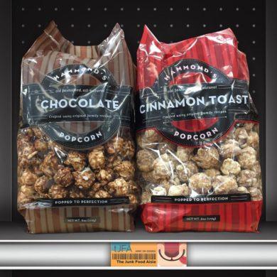 Hammond's Chocolate and Cinnamon Toast Popcorn