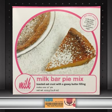 Milk Bar Pie Mix: Toasted Oat Crust with a Gooey Butter Filling